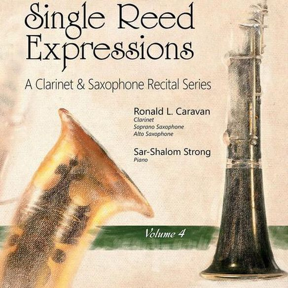 Single Reed Expressions: A Clarinet & Sax V4