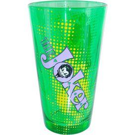 Joker Green Pint Glass