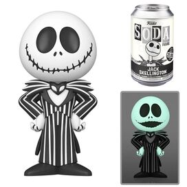Funko Soda: Nightmare Before Christmas - Jack Skellington (w/chase)
