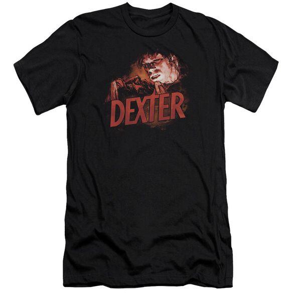 Dexter Drawing Premuim Canvas Adult Slim Fit