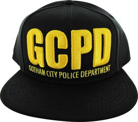 Gotham City Police Department GCPD Snapback Hat