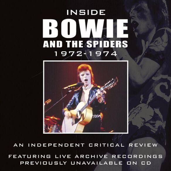 Inside Bowie 1972 1974