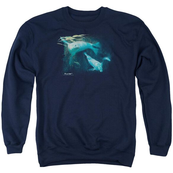 Wildlife Kelp Patrol Adult Crewneck Sweatshirt