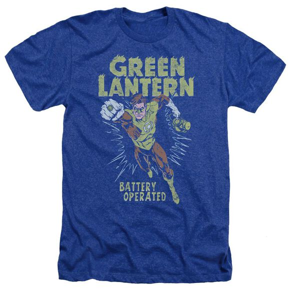 Green Lantern Fully Charged Adult Heather Royal