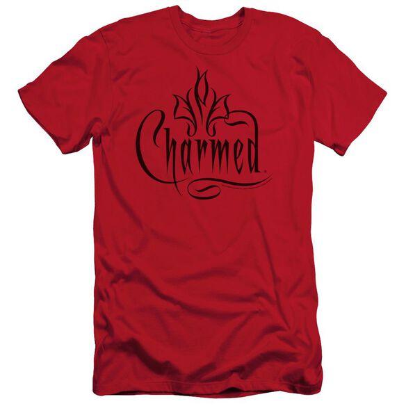 Charmed Charmed Logo Short Sleeve Adult T-Shirt