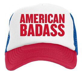 Kid Rock American Badass Hat