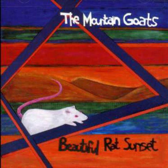 The Mountain Goats - Beautiful Rat Sunset (ep)