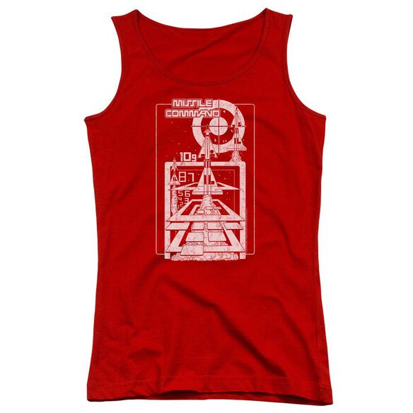 Atari Lift Off Juniors Tank Top