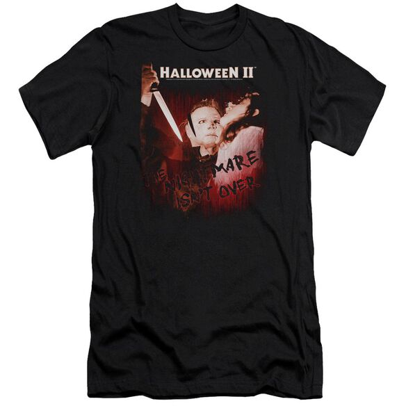 Halloween Ii Nightmare Premuim Canvas Adult Slim Fit