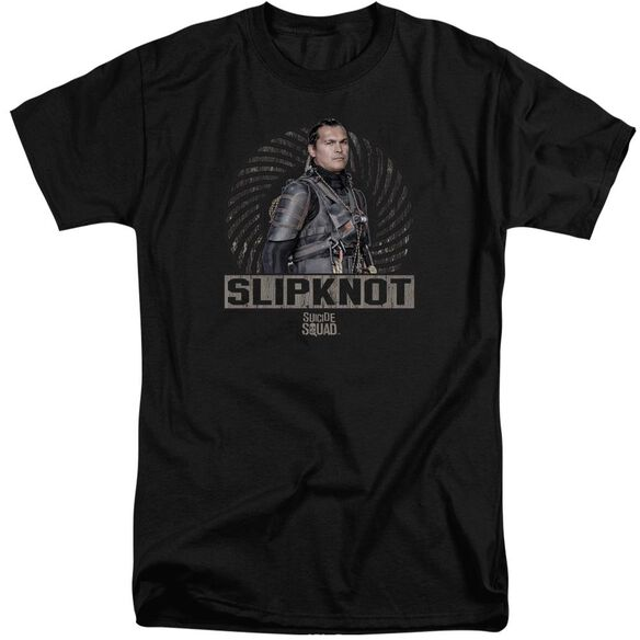 Suicide Squad Slipknot Rope Short Sleeve Adult Tall T-Shirt