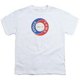 Nasa Apollo Soyuz Short Sleeve Youth T-Shirt