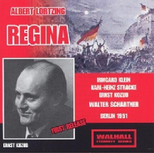Ernst Kozub - Regina