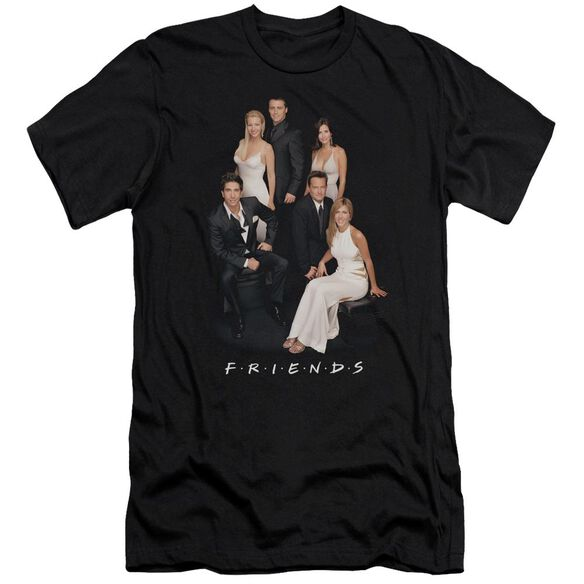 Friends Classy Hbo Short Sleeve Adult T-Shirt