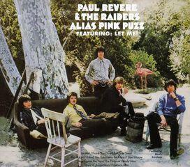 Paul Revere & the Raiders - Alias Pink Puzz