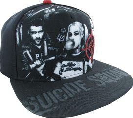Suicide Squad In Squad We Trust Snapback Hat