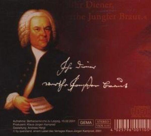 J.S. Bach - Anna Magdalena Notebook