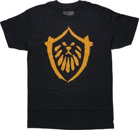 World of Warcraft MoP Alliance Logo T-Shirt