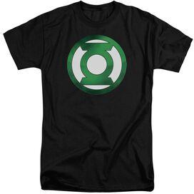 GREEN LANTERN GREEN CHROME LOGO-S/S T-Shirt