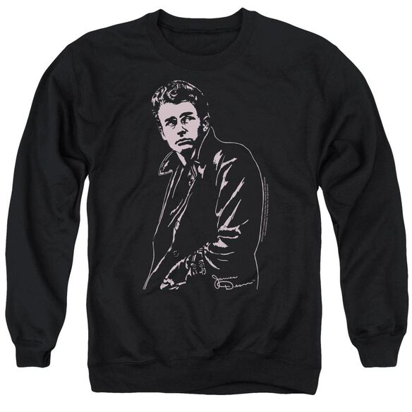 Dean Coat Adult Crewneck Sweatshirt