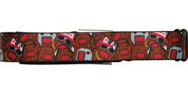 Domo Kun Group Seatbelt Mesh Belt
