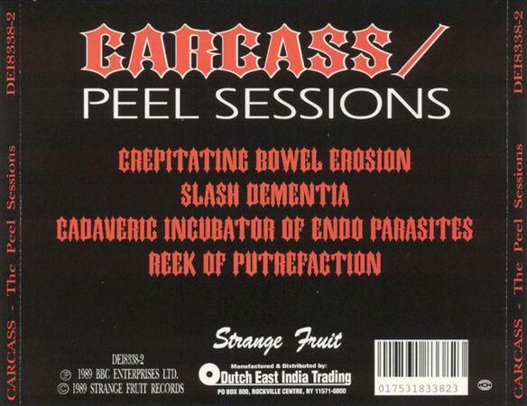 Peel Sessions 598