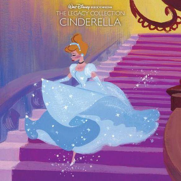 Walt Disney Records Legacy Collection: Cinderella