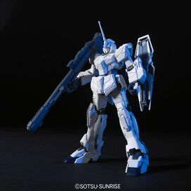 Bandai RX-0 Unicorn Gundam [Unicorn Mode] Model Kit