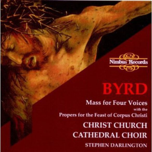 Byrd/ Darlington - Mass for Four Voices