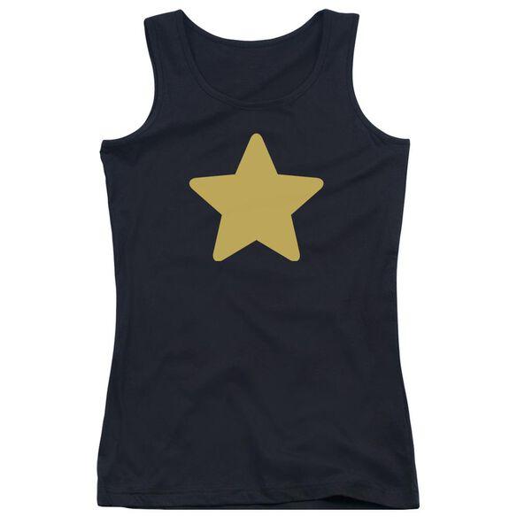 Steven Universe Greg Star Juniors Tank Top