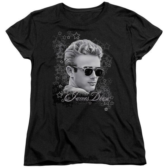 Dean Movie Star Short Sleeve Womens Tee T-Shirt