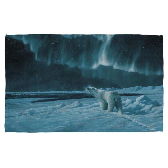 Wild Wings Polar Night Light 2 Bath Towel