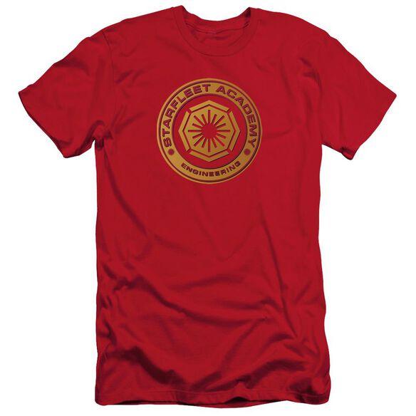 Star Trek Engineering Short Sleeve Adult T-Shirt