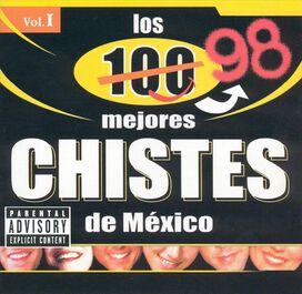 Various Artists - 100 Mejores Chistes de Mexico, Vol. 1