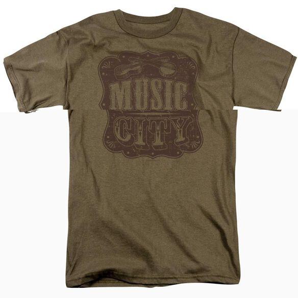 MUSIC CITY - ADULT 18/1 - SAND T-Shirt