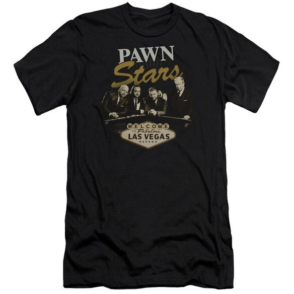 Pawn Stars Let It Roll Short Sleeve Adult T-Shirt