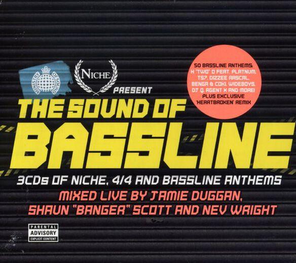Ministry of Sound - Sounds of Bassline