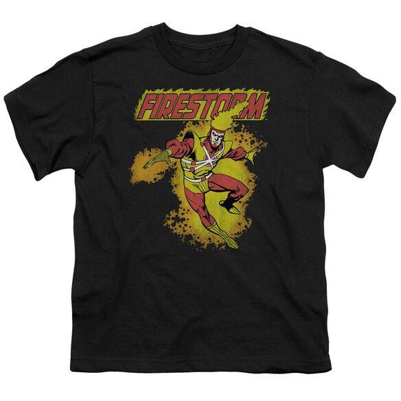 Dc Firestorm Short Sleeve Youth T-Shirt