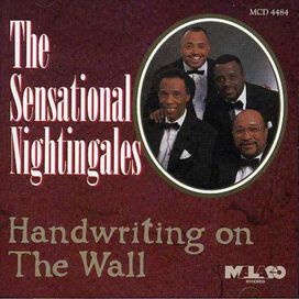 The Sensational Nightingales - Handwriting on the Wall