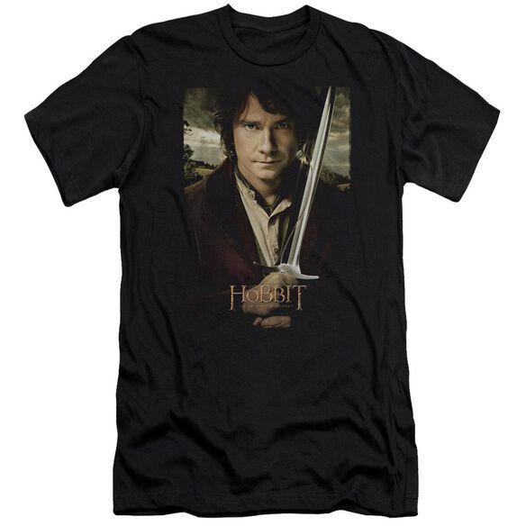 The Hobbit Baggins Poster Short Sleeve Adult T-Shirt