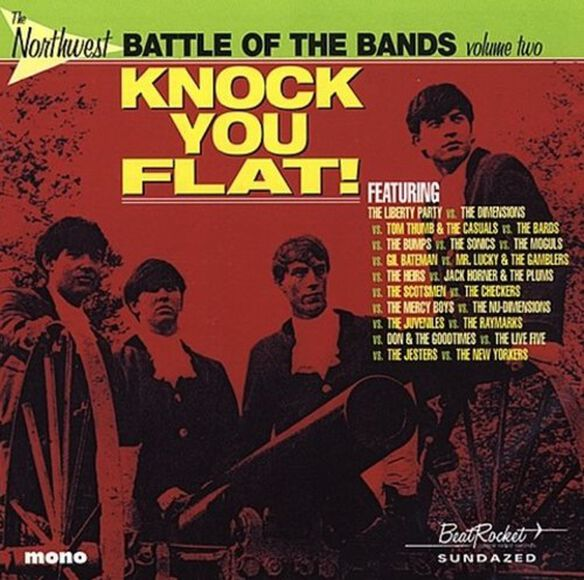 Various Artists - Northwest Battle of the Bands