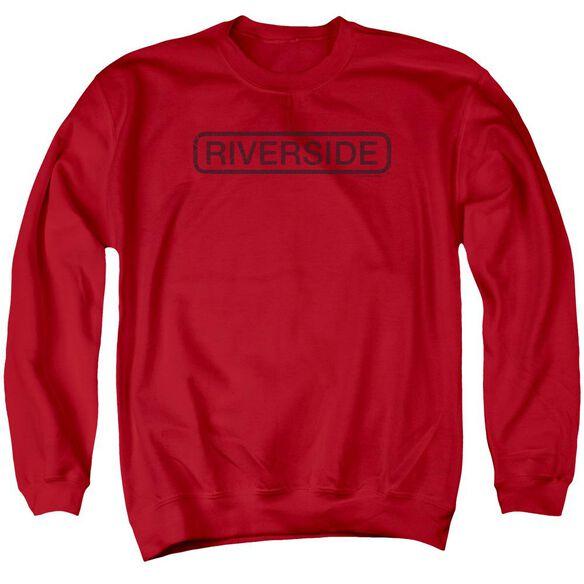 Riverside Riverside Vintage Adult Crewneck Sweatshirt