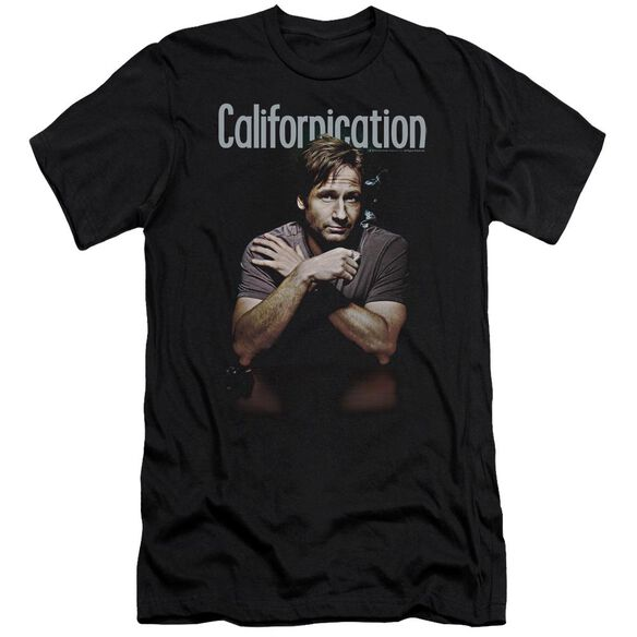 Californication Smoking Short Sleeve Adult T-Shirt