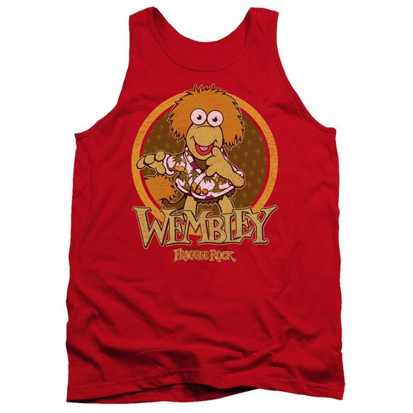 Fraggle Rock Wembley Circle Adult Tank