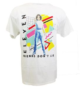 "Stranger Things Eleven ""Friends Don't Lie"" T-Shirt"