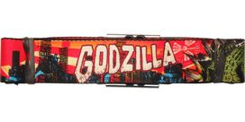 Godzilla Comic City Destruction Seatbelt Belt