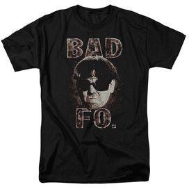 Three Stooges Bad Moe Fo Short Sleeve Adult T-Shirt