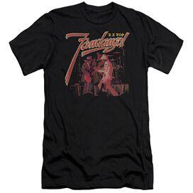Zz Top Fandango Short Sleeve Adult T-Shirt