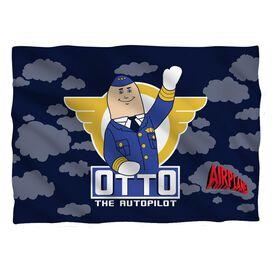 Airplane Otto Pillow Case