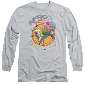 Madagascar Afro Circus Long Sleeve Adult T-Shirt