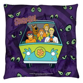 Scooby Doo Night Ride Throw